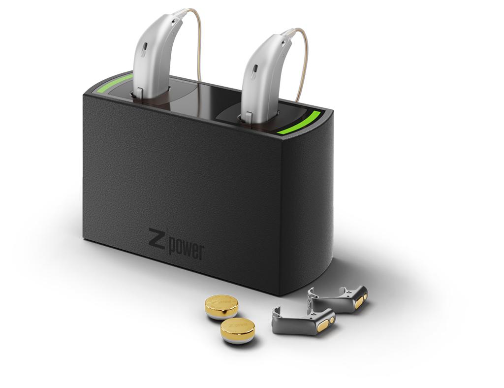 Oticon Opn MiniRite ZPower Charger